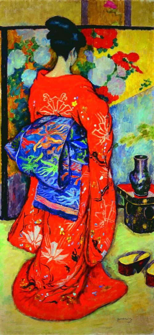 Art- post your favorite here  - Page 2 Pankiewicz-japonka